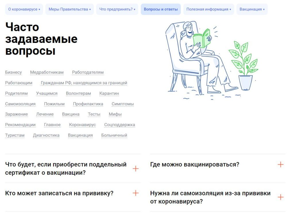 Стопкоронавирус рф официальный сайт- Вопросы и ответы